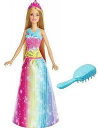 2018, линия <b>кукол</b> DREAMTOPIA <b>Barbie</b>