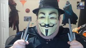 Resultado de imagem para anonymous gordo