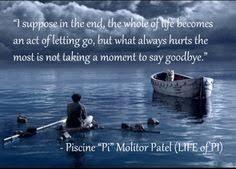 Life of Pi on Pinterest   Hindus, Life Preserver and Shipwreck via Relatably.com