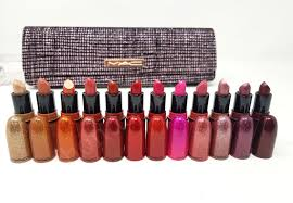Great Beauty Gifts – <b>MAC Taste of Stardom</b> Mini Lipstick Kit Starring ...