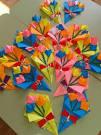 Поделки на день матери оригами