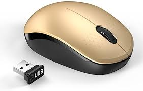 Mice Electronics MacBook Computer 2.4G <b>Wireless Mouse</b> Laptop ...
