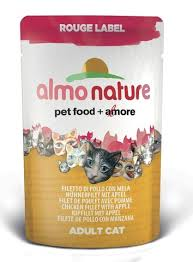 <b>Паучи Almo Nature Rouge</b> label Chicken Fillet with Apple