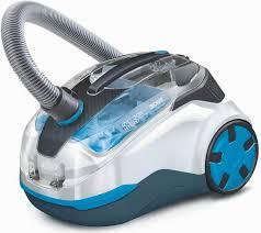<b>Пылесос Thomas DryBox</b> + <b>AquaBox</b> Parkett, цвет: белый, голубой