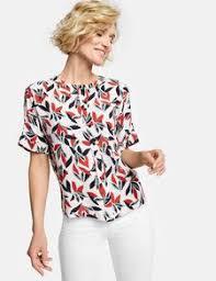 <b>Short sleeve</b> blouses for Women | Premium <b>Quality</b> | GERRY WEBER