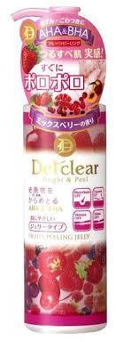 <b>Meishoku пилинг</b>-<b>гель</b> для лица Detclear Fruits p... — купить по ...