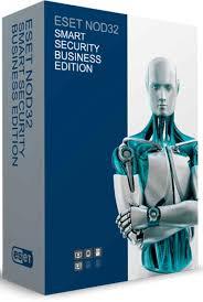 <b>Антивирус ESET NOD32</b> Business Edition 5. Продление на <b>1</b> год