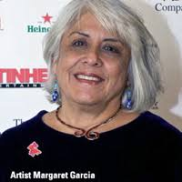 Gabriela Tagliavini, Trailblazer (Writer/director – Without Men, Ladies' Night). Margaret Garcia, The Vision Award (Featured Artist). - artist-margaret-garcia200