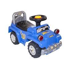<b>Baby Care Каталка детская</b> Super Jeep Синий (синий) купить в ...