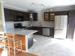 limestone tiles kitchen: craftsman kitchen with emperador light quotxquot polished limestone tile floors u
