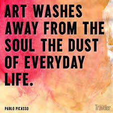 Image result for quote on art therapy