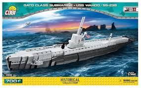 <b>Конструктор Cobi</b> Small Army World War II 4806 Подводная лодка ...