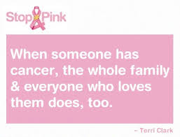 Breast Cancer Quotes on Pinterest | Cancer Quotes, Fighting Cancer ... via Relatably.com