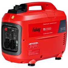 Стоит ли покупать Бензиновый <b>генератор Fubag TI 2000</b> (68219 ...
