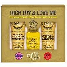 Купить <b>Rich Набор интенсивное</b> увлажнение и питание Try&Love ...