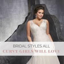 <b>Bridal</b> Styles All Curvy <b>Girls</b> Will Love – <b>Wedding</b> Shoppe Inc