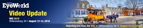 aao eyeworld video reporter top navigation