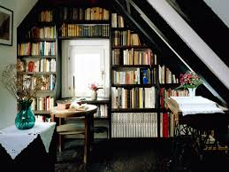 remarkable private home reading library room furniture beautiful home office design ideas attic