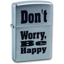 Купить <b>ЗАЖИГАЛКА ZIPPO</b> 200 <b>Don</b>'<b>t</b> Worry оптом и в розницу ...