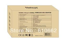 Интернет-магазин NETSYS USB <b>wireless</b> card <b>Outdoor high power</b> ...
