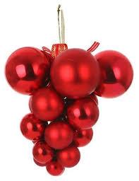 Купить <b>Набор шаров Kaemingk</b> 20931 красный по низкой цене с ...