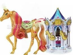<b>Игровые наборы</b>: Пони <b>Рояль</b>: карусель и королевская лошадь ...