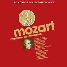 Mozart: Musique de chambre - La discothèque idéale de Diapason ...