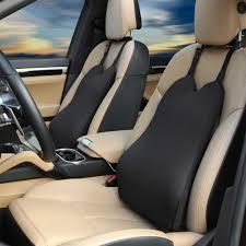 Universal Fit <b>Back</b> Lumbar Support <b>Seat Car Cushion Seats</b> Vehicle ...