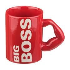 Купить <b>Кружка</b> Big boss 500мл 4 вида в асс-те: черный, синий ...