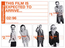 is t trainspotting s marketing a nostalgia trip too far the drum original mini st trainspotting poster