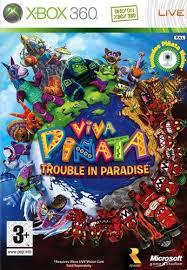 Viva Piñata: Trouble in Paradise RGH Español Xbox 360 [Mega+]
