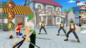 Game PPSSPP .Android : One Piece Romance Dawn (Bahasa Inggris) ISO
