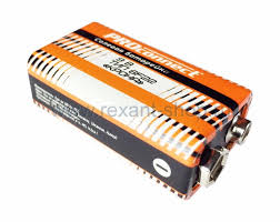 Батарейки <b>Rexant</b> Солевая <b>батарейка КРОНА</b> 9V 6F22 30-0030