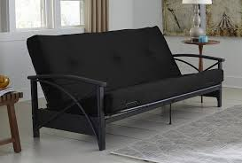 "Mainstays <b>6</b>"" Tufted Futon Mattress, <b>Black</b> - Walmart.com - Walmart ..."