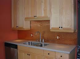 Ceiling Tiles For Kitchen Copper Tile Backsplash Kitchen Ideas Unique Backsplash