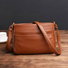 Hot Sale Fashion Women's Genuine Leather Bag Women ...