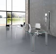 prepossessing glass office desk beautiful home interior design ideas beautiful office desk glass