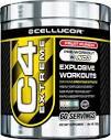cellucor c4 extreme 60 servings gnc