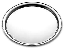 Поднос круглый <b>Tramontina</b> 300 мм нержавеющая сталь [61413 ...