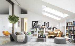 attic living room design youtube: scandinavian living room design ideas amp inspiration