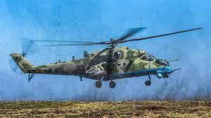 Многоцелевой ударный вертолет <b>Ми</b>-<b>35</b> - Телеканал «Звезда»