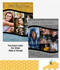 yearbook ad template high school senior middle elementary 128270zoom