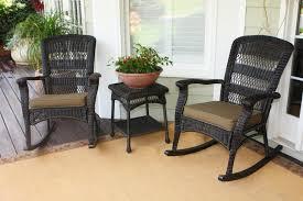 rattan chair table wicker patio