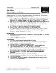 study skills essay study skills  sample essay