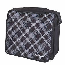 <b>Herlitz Сумка</b> школьная Be Bag Black Checked — купить в ...