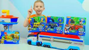 <b>МАШИНКИ</b>. Щенячий Патруль и <b>Машинки</b> для детей ...