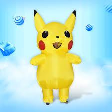 11 <b>11 Inflatable Pikachu Costume</b> Women Men Boys Girls Kids Adult ...