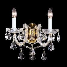 <b>Бра Crystal Lux Diva</b> AP2 - купить в Москве   Цвет - Прозрачный
