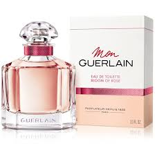 <b>GUERLAIN MON GUERLAIN</b> BLOOM OF ROSE <b>туалетная</b> вода ...