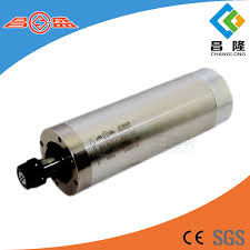 China CNC Router <b>Spindle</b> 2.2kw <b>Water Cooled Spindle</b> for Deep ...